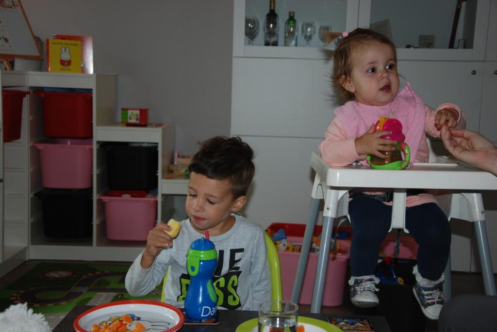 Samen eten en drinken